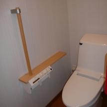 トイレ バリアフリー